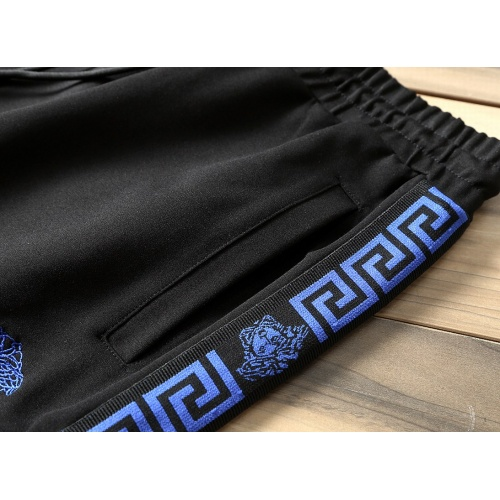 Replica Versace Tracksuits Long Sleeved For Men #807806 $98.00 USD for Wholesale