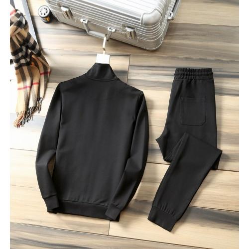 Replica Balenciaga Fashion Tracksuits Long Sleeved Zipper For Men #807819 $98.00 USD for Wholesale