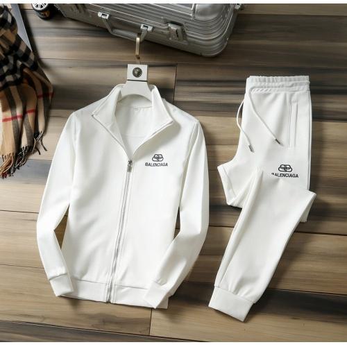 Balenciaga Fashion Tracksuits Long Sleeved Zipper For Men #807820 $98.00, Wholesale Replica Balenciaga Fashion Tracksuits
