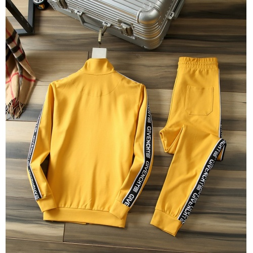 Replica Givenchy Tracksuits Long Sleeved Zipper For Men #807821 $98.00 USD for Wholesale