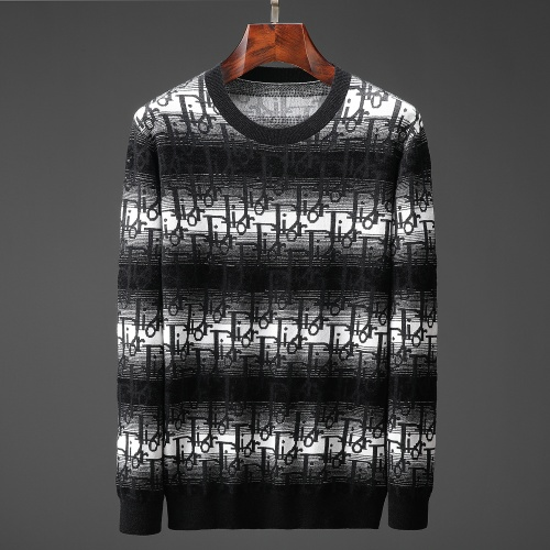 Christian Dior Sweaters Long Sleeved For Men #807824