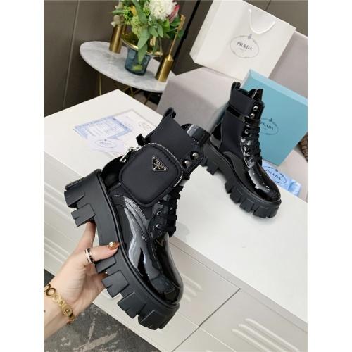Replica Prada Boots For Women #807831 $108.00 USD for Wholesale