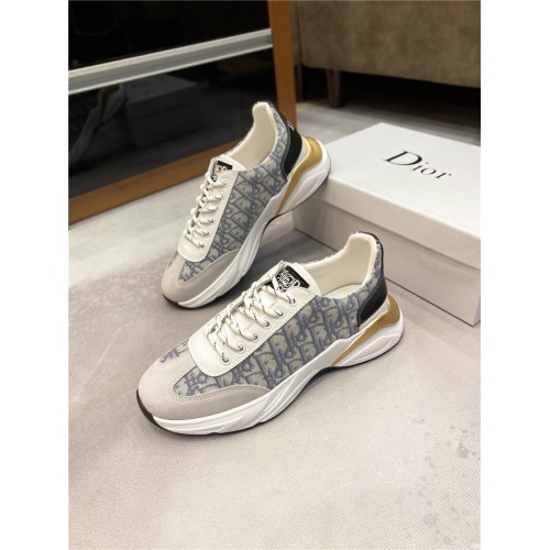 Christian Dior Casual Shoes For Men #807840