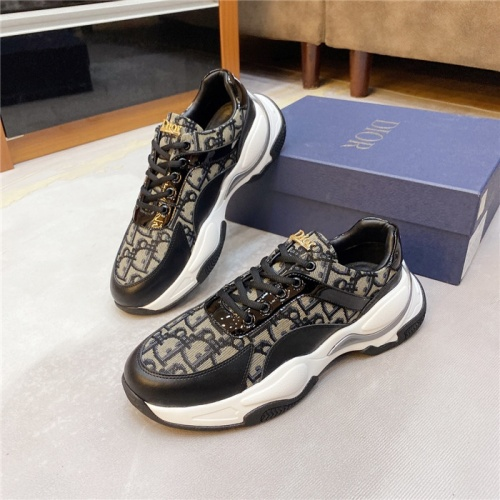 Christian Dior Casual Shoes For Men #807846