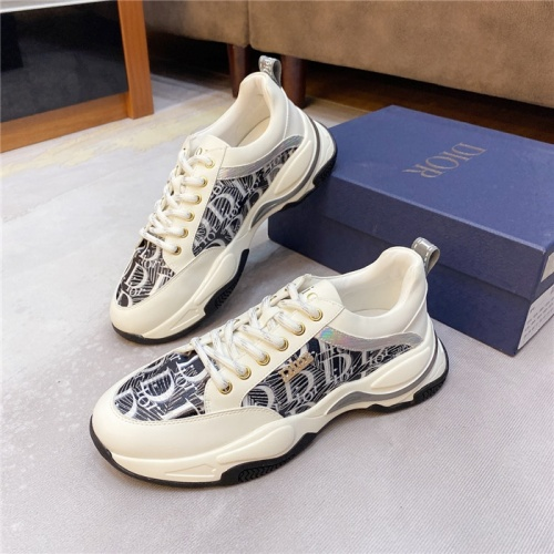 Christian Dior Casual Shoes For Men #807848