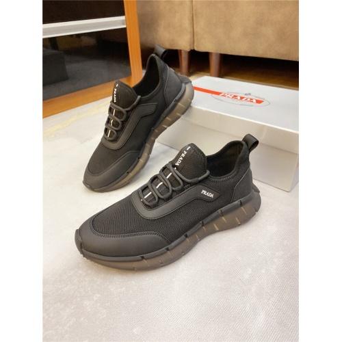 Prada Casual Shoes For Men #807849