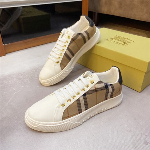 Burberry Casual Shoes For Men #807850