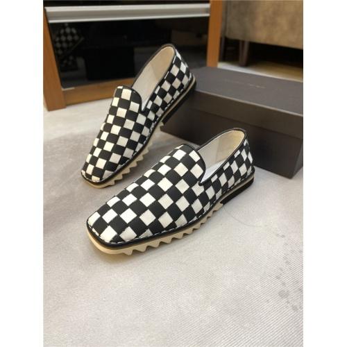 Bottega Veneta BV Casual Shoes For Men #807856