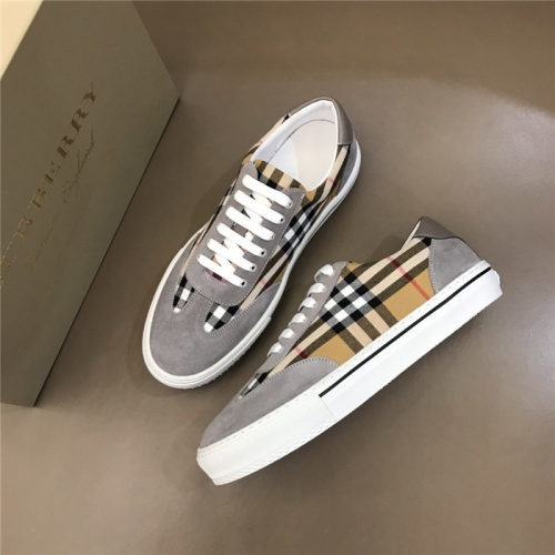 Burberry Casual Shoes For Men #807857