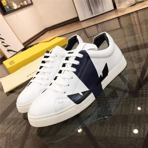 Fendi Casual Shoes For Men #807864