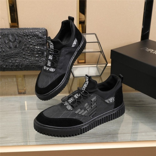 Armani Casual Shoes For Men #807869