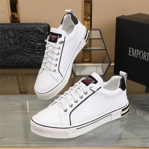 Armani Casual Shoes For Men #807871