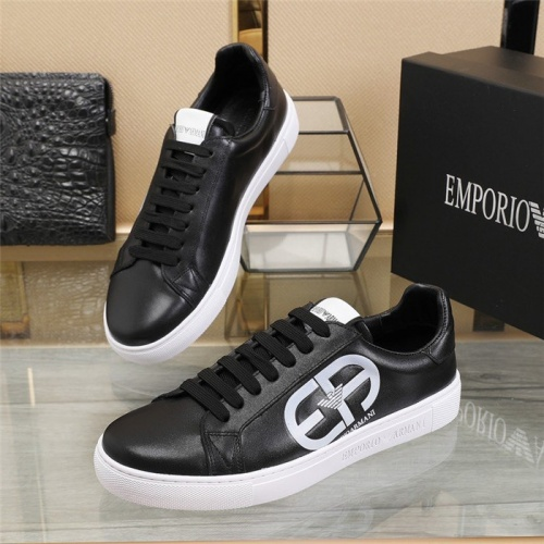 Armani Casual Shoes For Men #807872