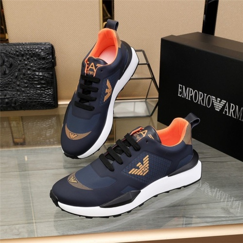 Armani Casual Shoes For Men #807874
