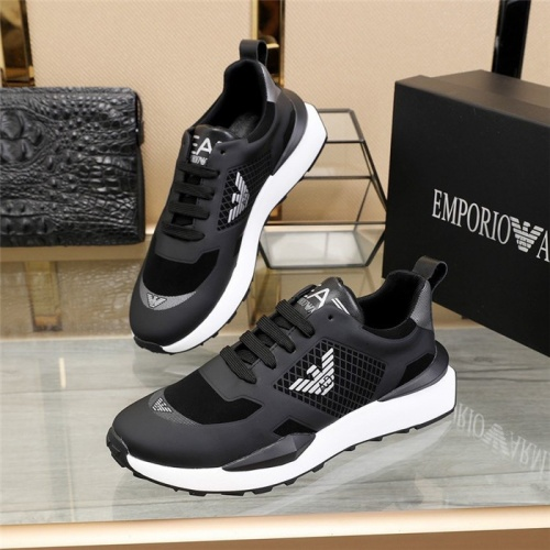 Armani Casual Shoes For Men #807875