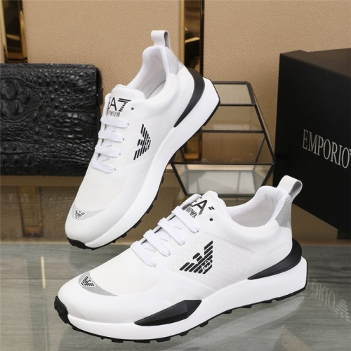 Armani Casual Shoes For Men #807876