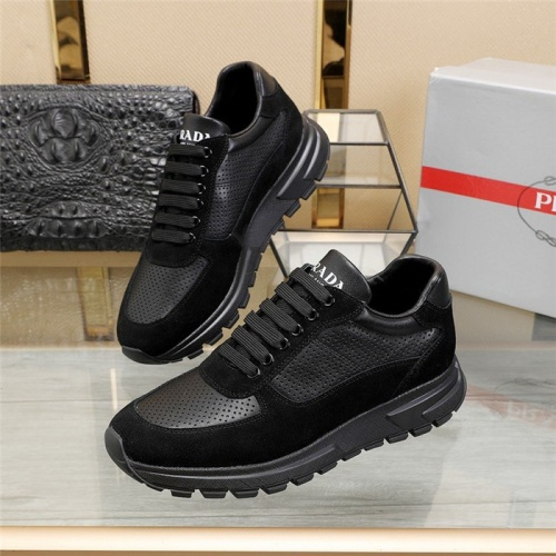 Prada Casual Shoes For Men #807882