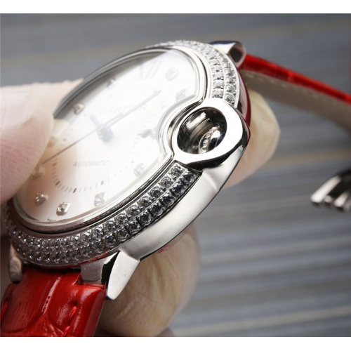 Replica Cartier AAA Quality Watches For Women #807967 $235.00 USD for Wholesale
