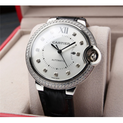 Replica Cartier AAA Quality Watches For Women #807968 $235.00 USD for Wholesale