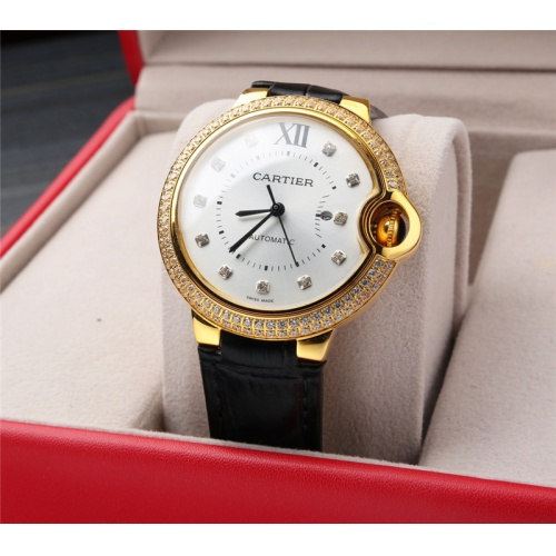 Replica Cartier AAA Quality Watches For Women #807970 $235.00 USD for Wholesale