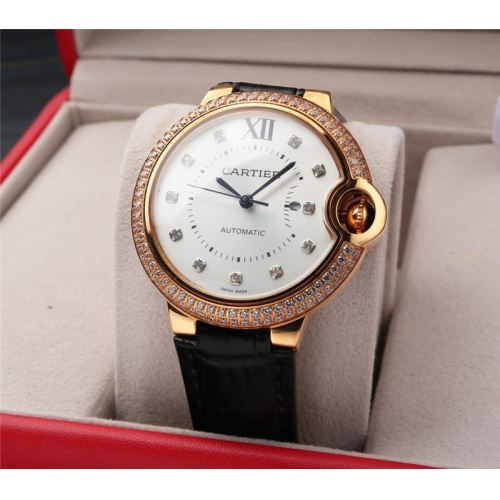 Replica Cartier AAA Quality Watches For Women #807971 $235.00 USD for Wholesale