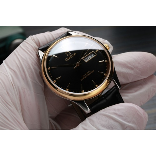 Replica OMEGA AAA Quality Watches For Men #807976 $245.00 USD for Wholesale
