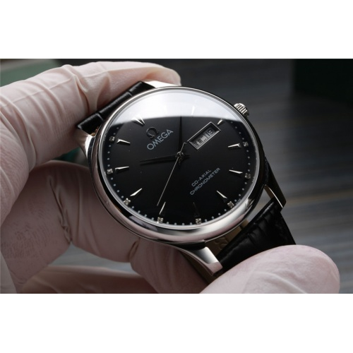 Replica OMEGA AAA Quality Watches For Men #807978 $245.00 USD for Wholesale