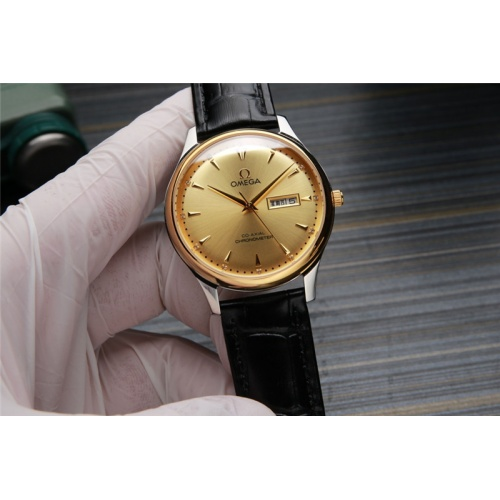 OMEGA AAA Quality Watches For Men #807979 $245.00 USD, Wholesale Replica OMEGA New Quality Watches