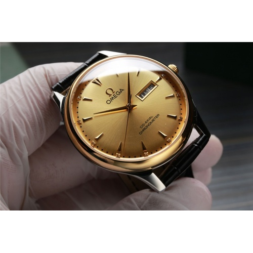 Replica OMEGA AAA Quality Watches For Men #807979 $245.00 USD for Wholesale