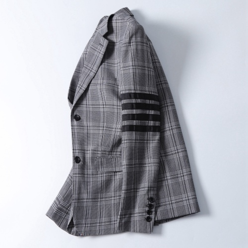 Replica Thom Browne TB Suits Long Sleeved For Men #807995 $80.00 USD for Wholesale