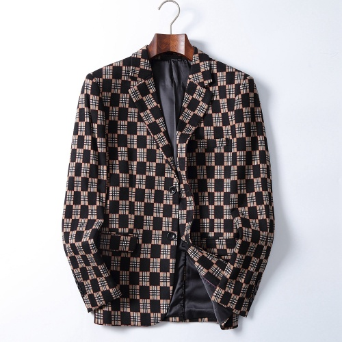 Burberry Suits Long Sleeved For Men #807996