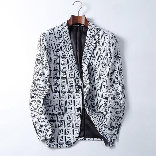 Fendi Suits Long Sleeved For Men #808000