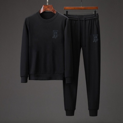 Burberry Tracksuits Long Sleeved O-Neck For Men #808027