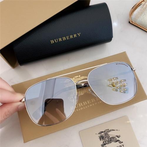 Burberry AAA Quality Sunglasses #808038
