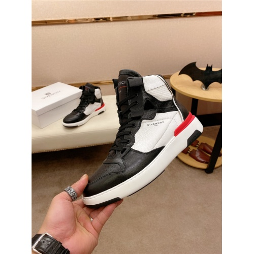 Givenchy High Tops Shoes For Men #808073