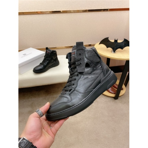 Givenchy High Tops Shoes For Men #808075
