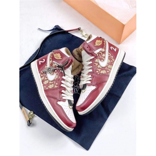 Christian Dior High Tops Shoes For Men #808077