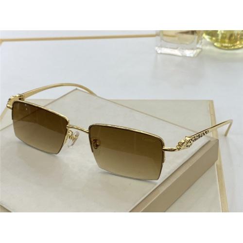 Cartier AAA Quality Sunglasses #808086