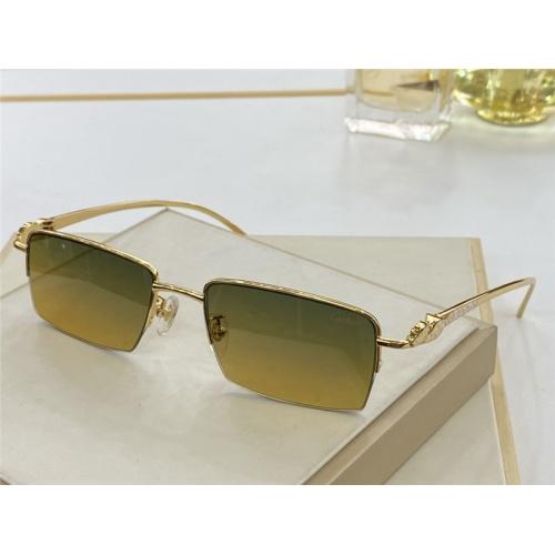 Cartier AAA Quality Sunglasses #808087