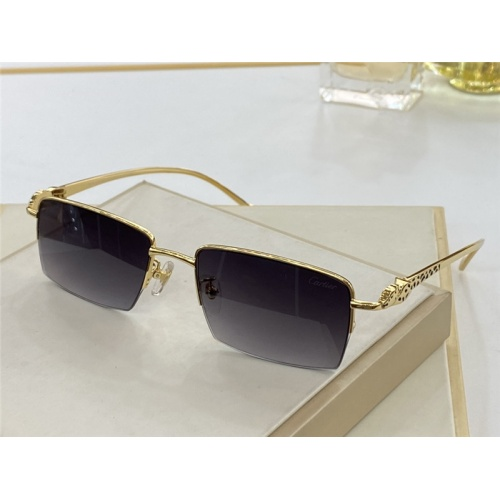 Cartier AAA Quality Sunglasses #808088