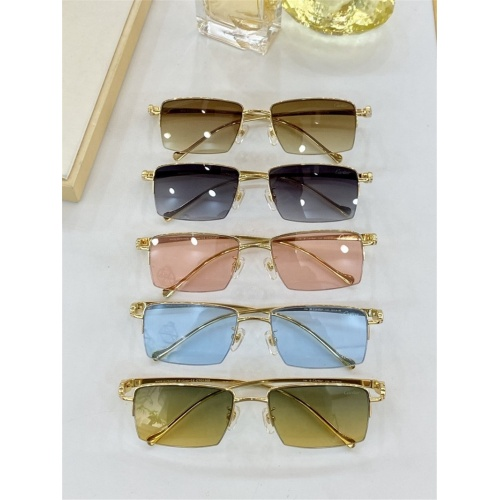 Replica Cartier AAA Quality Sunglasses #808090 $56.00 USD for Wholesale