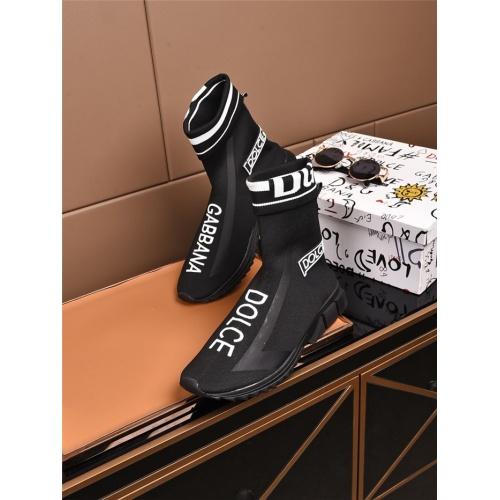 Dolce & Gabbana D&G Boots For Men #808119