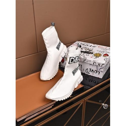 Dolce & Gabbana D&G Boots For Men #808121