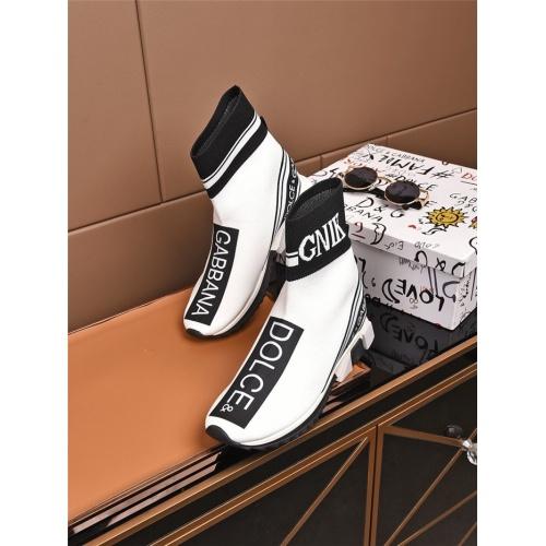 Dolce & Gabbana D&G Boots For Men #808130