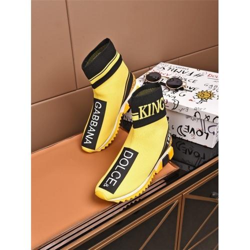Dolce & Gabbana D&G Boots For Men #808132