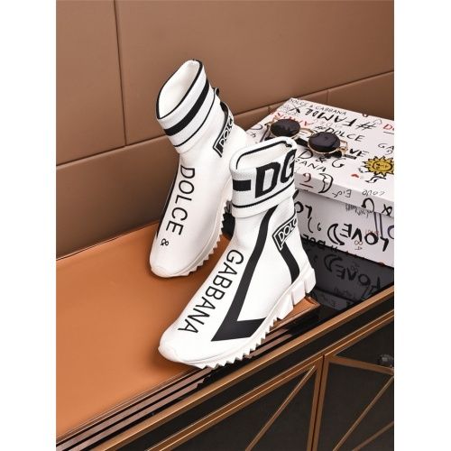 Dolce & Gabbana D&G Boots For Men #808141