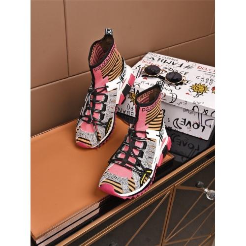 Dolce & Gabbana D&G Boots For Men #808144