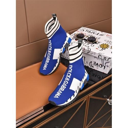 Dolce & Gabbana D&G Boots For Women #808149