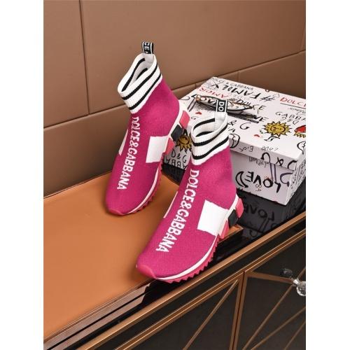 Dolce & Gabbana D&G Boots For Women #808151