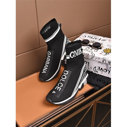 Dolce & Gabbana D&G Boots For Women #808158